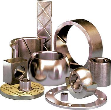 DEVA_metal_Self_lubricating_bearing_maintenance_free_Orange_Delta_Equipment
