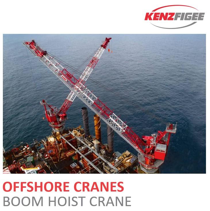 KenzFigee_Offshore_Cranes_Boom_Hoist_Crane_Orange_Delta_Equipment