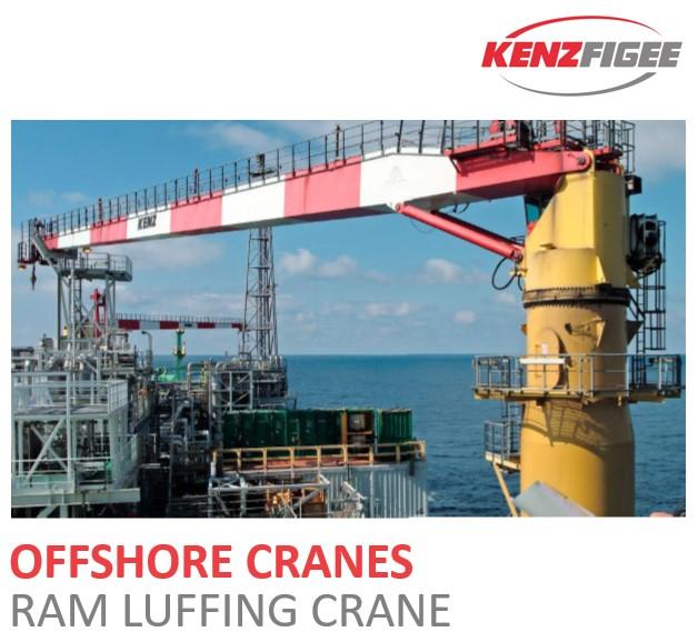 KenzFigee_Offshore_Cranes_Ram_Luffing_Crane_Orange_Delta_Equipment