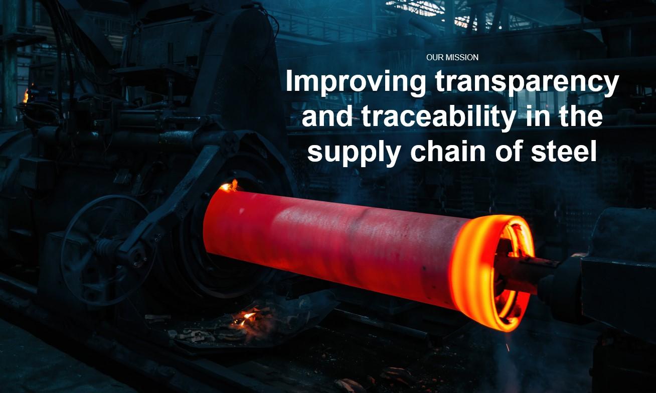 SteelTrace_Orange_Delta_Equipment_Banner_Transparency_Traceability
